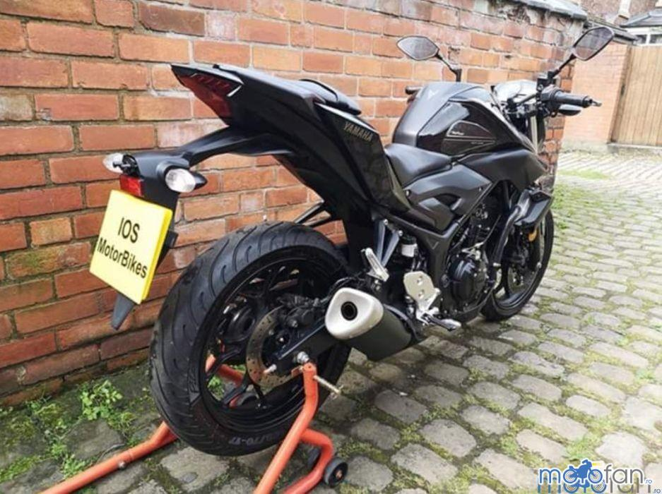 Yamaha MT03 ABS 2018