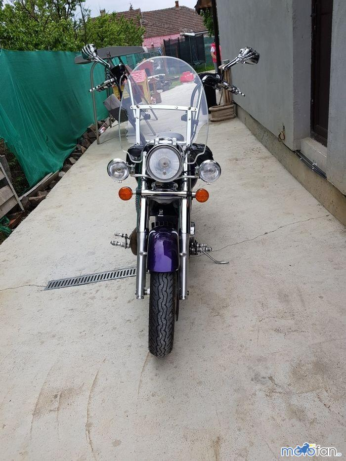 Honda Shadow VT 750 ACE
