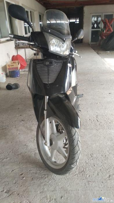 Kymco People S125