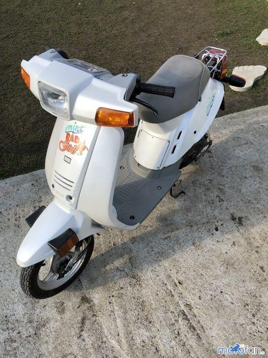 Yamaha MOFA Mint Retro 49