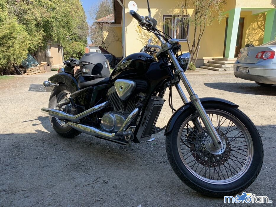 Honda Shadow VT600C