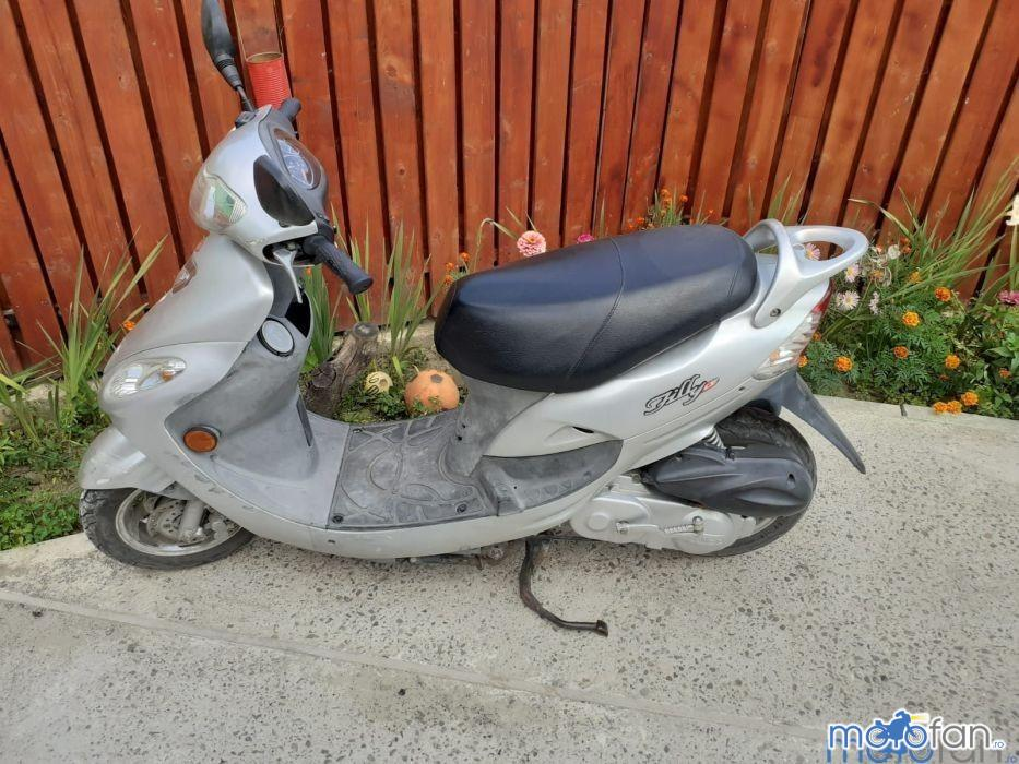 Kymco Filly 49