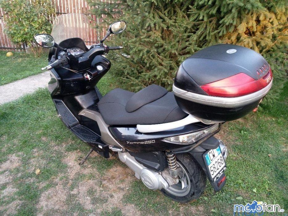 Kymco Xciting 250i ABS