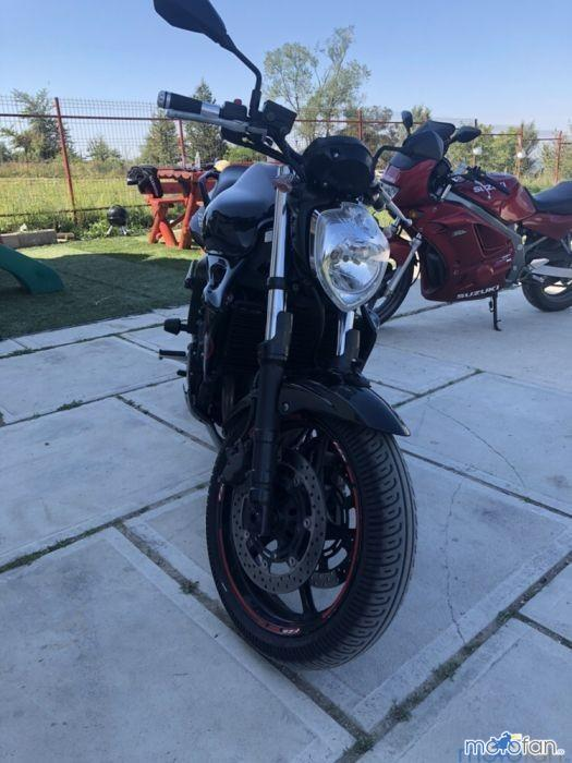 Yamaha FZ6n black edition 2005
