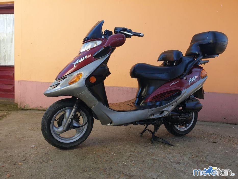 Kymco Ager 49
